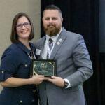 2021 Conference Award - Joshua Lee, BS, RVT, FSVU